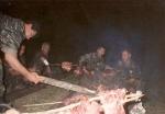 1995-xx-xx – Βοσνία – Ελληνική Εθελοντική Φρουρά ΕΕΦ – Κοψίδια στη σούβλα – Μήτκος Αντώνης + Δημητρίου Χρήστος + 2άλλοι