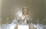 1995-xx-xx – Βοσνία – Επίσημο γεύμα – 2 Σερβοβόσνιοι + Μαρονικολάκης Ιδομενέας + Βασιλειάδης Τρύφωνας + Zvonko Bajagic + Μήτκος Αντώνης + Ζαβιτσιάνος Δημήτρης + ΚουσουμβρήςΣωκράτης