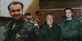 Ο διοικητής των 'Λύκων του Δρίνου' Milan Jolovic (με το ψευδώνυμο Legenda) με τον Μλάντιτς το 1995.