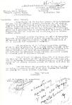British Police and Prison Mission, Επιστολή προς Υπουργό Δημόσια Τάξεως Σπύρο Θεοτόκη, 01/08/1946. Ελληνική μετάφραση.