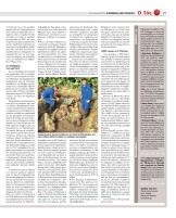 Το τρισέλιδο αφιέρωμα, σελίδες 17-19: Ιός, Οι άνθρωποι από την Ελλάδα, Νέα στοιχεία για την εμπλοκή των συμπατριωτών μας εθελοντών του σερβοβοσνιακού στρατού στο μεγαλύτερο έγκλημα πολέμου των μεταπολεμικών χρόνων, Είκοσι χρόνια από την σφαγή της Σρεμπρένιτσα, Η Εφημερίδα των Συντακτών, 13/06/2015