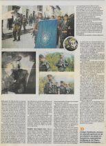 Μαρία Ψαρά & Λευτέρης Μπιντέλας, Τα ελληνικά τάγματα εφόδου που μάτωσαν τη Σρεμπρένιτσα, Εγκλημα πολέμου με τη σφραγίδα της Χρυσής Αυγής, Εθνος, 14/06/2015.