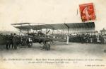 Καμπέρος ο αεροπόρος την Πρωτομαγιά του 1912.