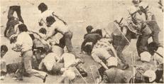 1976-05-25 - Μεγάλη απεργία για Νόμο Λάσκαρη Νόμος 330 Θάνατος Αναστασία Τσιβίκα-04 Ξύλο από ΜΑΤ - xilo