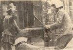 1976-05-25 – Μεγάλη απεργία για Νόμο Λάσκαρη Νόμος 330 Θάνατος Αναστασία Τσιβίκα-05 Διπλό ξύλο από ΜΑΤ –syllipsi