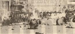 1976-05-25 - Μεγάλη απεργία για Νόμο Λάσκαρη Νόμος 330 Θάνατος Αναστασία Τσιβίκα-06 Οδόφραγμα - odofragma2