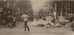 1979-11-02 – Ενάντια στο Νόμο 815 Συγκρούσεις Αναρχικών ΚΝΕ Πολυτεχνείο-02 Οδόφραγμα –politexneio2