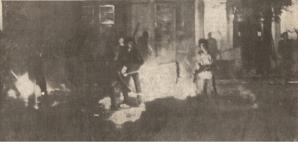1980-11-17-Πολυτεχνείο Συγκρούσεις με ΜΑΤ και ΚΝΑΤ-07 - odofragmata4