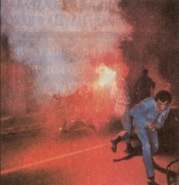 1985-03-20 - Νομική Φοιτητικές εκλογές Εισβολή ΜΑΤ καταδιώκοντας αναρχικούς που έκαιγαν αφίσες στη Σόλωνος-07 - FOTOBOLIDA