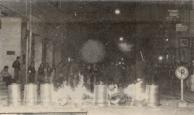 1985-03-20 - Νομική Φοιτητικές εκλογές Εισβολή ΜΑΤ καταδιώκοντας αναρχικούς που έκαιγαν αφίσες στη Σόλωνος-02 - odofragma