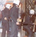 1985-03-20 – Νομική Φοιτητικές εκλογές Εισβολή ΜΑΤ καταδιώκοντας αναρχικούς που έκαιγαν αφίσες στη Σόλωνος-03 –MAT3