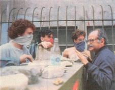1985-05-09 - Χημείο Πρώτη κατάληψη μετά την απαγόρευση συγκέντρωσης διαμαρτυρίας στην πλατεία για επιχειρήσεις αρετής-16 - leonidas
