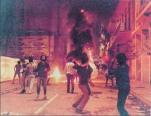 1985-05-09 - Χημείο Πρώτη κατάληψη μετά την απαγόρευση συγκέντρωσης διαμαρτυρίας στην πλατεία για επιχειρήσεις αρετής-09 - molotov3