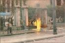 1985-11-17+18 - Χημείο Δεύτερη κατάληψη για φόνο Καλτεζά + Επέμβαση ΜΑΤ-26 - politexneio
