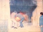 1985-11-17+18 - Χημείο Δεύτερη κατάληψη για φόνο Καλτεζά + Επέμβαση ΜΑΤ-41 - katastrofes