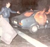 1985-11-17+18 - Χημείο Δεύτερη κατάληψη για φόνο Καλτεζά + Επέμβαση ΜΑΤ-45 - kameno amaxi2