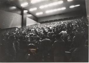 1985-11-17+18 - Χημείο Δεύτερη κατάληψη για φόνο Καλτεζά + Επέμβαση ΜΑΤ-04 - Συνέλευση - syneleysh