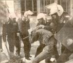 1985-11-17+18 – Χημείο Δεύτερη κατάληψη για φόνο Καλτεζά + Επέμβαση ΜΑΤ-08 –xeimio2