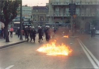 1990-05-11- Επίσκεψη Ντεκλέρκ-01 - 1