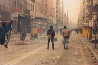 1991-01-ΙΑΝ - Αγριες οδομαχίες-27 - 49