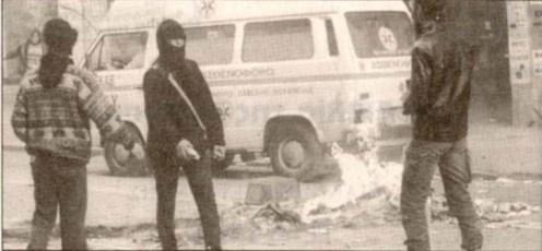 1991-01-ΙΑΝ - Αγριες οδομαχίες-38 - 79