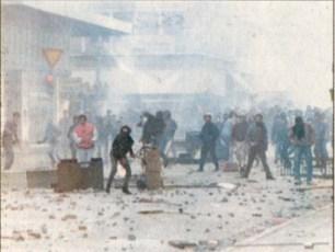 1991-01-ΙΑΝ - Αγριες οδομαχίες-45 - 88