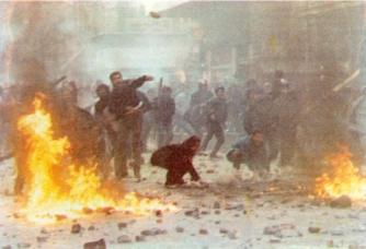 1991-01-ΙΑΝ - Αγριες οδομαχίες-51 - 98