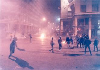 1991-01-ΙΑΝ - Αγριες οδομαχίες-56 - 105