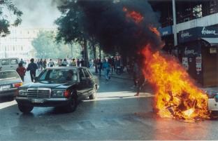 1991-10-18 - Βουλή Πυρπολήσεις-29 - troxaia4