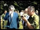Στην παραδοσιακή πρόποση που πλέον έχει γίνει «εύχομαι όλοι οι Σέρβοι να ζήσουν σε ένα και μόνο κράτος», διακρίνεται ο Zβόνκο Μπάγιαγκιτς, ο Ράντοβαν Κάρατζιτς να κάνει τον σταυρό του και ο Ράτκο Μλάντιτς να πίνει για τη Μεγάλη Σερβία με την πρόποση «εύχομαι όλοι οι Σέρβοι να ζήσουν σε ένα και μόνο κράτος». Η ημέρα είναι η 28η Ιουνίου 1995, δύο βδομάδες πριν την Σρεμπρένιτσα, και η περιοχή το Sokolac της Βοσνίας. Η γιορτή ονομάζεται Vidovdan ή αλλιώς St. Vitus Day, ο προστάτης άγιος του σερβοβοσνιακού στρατού VRS, και αποτελεί τη μεγαλύτερη εθνικοθρησκευτική γιορτή των Σέρβων.