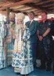 28η Ιουνίου 1995, δύο βδομάδες πριν την Σρεμπρένιτσα. Η γιορτή ονομάζεται Vidovdan ή αλλιώς St. Vitus Day, ο προστάτης άγιος του σερβοβοσνιακού στρατού VRS, και αποτελεί τη μεγαλύτερη εθνικοθρησκευτική γιορτή των Σέρβων. Ο Πατριάρχης Παύλος και πλήθος λαού και κλήρου, παρουσία του στρατηγού Μλάντιτς και του προέδρου Ράντοβαν Κάρατζιτς εορτάζουν την μάχη του Κοσόβου και τη Μεγάλη Σερβία και εύχονται «όλοι οι Σέρβοι να ζήσουν σε ένα και μόνο κράτος».