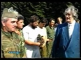 Η ημέρα είναι η 28η Ιουνίου 1995, δύο βδομάδες πριν την Σρεμπρένιτσα, και η περιοχή το Sokolac της Βοσνίας. Η γιορτή ονομάζεται Vidovdan ή αλλιώς St. Vitus Day, ο προστάτης άγιος του σερβοβοσνιακού στρατού VRS, και αποτελεί τη μεγαλύτερη εθνικοθρησκευτική γιορτή των Σέρβων. Στην παραδοσιακή πρόποση που πλέον έχει γίνει «εύχομαι όλοι οι Σέρβοι να ζήσουν σε ένα και μόνο κράτος», διακρίνεται ο διοικητής της ΕΕΦ Zβόνκο Μπάγιαγκιτς, ο Ράντοβαν Κάρατζιτς και άλλα στελέχη της Republika Srpska.