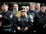 Βελιγράδι: Σύγχρονοι τσέτνικ (chetnik) με ακριβές στολές του Β' ΠΠ.
