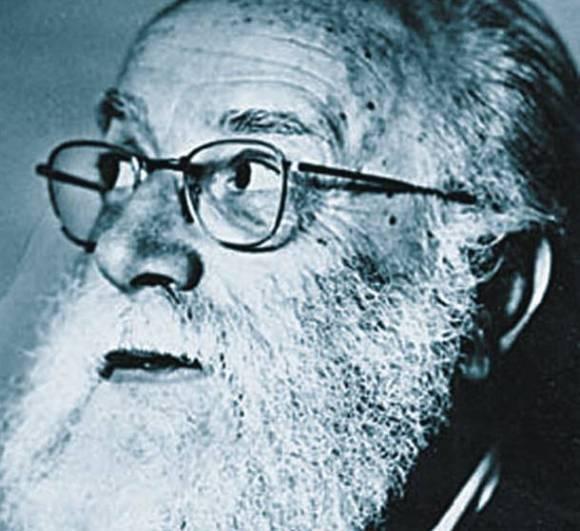 Ο παπα-Γιώργης Πυρουνάκης