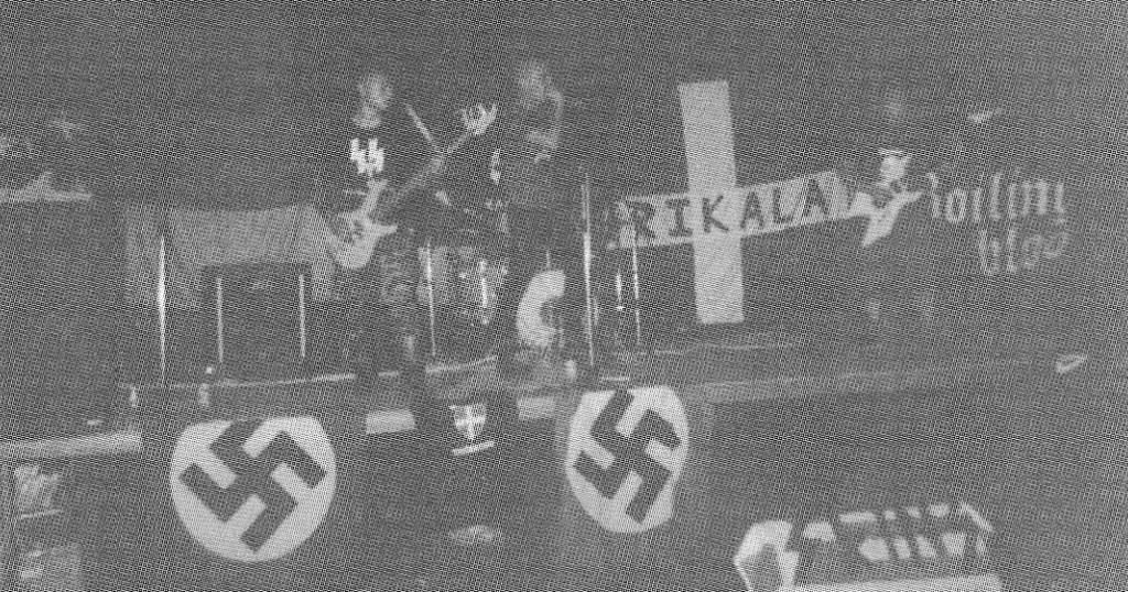 Τρίκαλα, 08/08/2003: Boiling Blood - Συναυλία με Brigade M από Ολλανδία και No Surrender