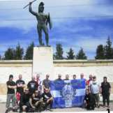 Filopatria + πολλοί άλλοι ναζί Ελληνες και ξένοι στις Θερμοπύλες