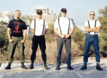 Stosstrupp - Γιοχάλας Νίκος ή Nick Giogalas ή Jarl Von Hagal + Γιώργος Γερμενής + Νίκος Τ. Αστυνομικός [2001] - stosstrupp