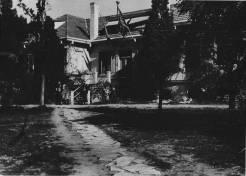 Οι τελευταίες φωτογραφίες, φτάνοντας στον Δεκέμβριο. Ο Jean Lieberg διατάχτηκε να αποσύρει την αποστολή μέχρι τις 15 του μηνός. Το αρχηγείο των βρετανικών στρατευμάτων στη Θεσσαλονίκη, 01 Δεκεμβρίου 1944 .Φωτογραφία Νο #27.