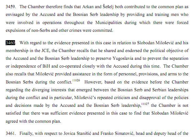 Παράγραφος 3460, σελίδα 1303 της απόφασης (ή 1328 του αρχείου pdf), πηγή: ICTY, Karadzic Judgment, 24/03/2016