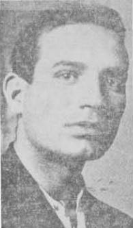 Μιχάλης Μπεζεντάκος, σε φωτογραφία από την εφημερίδα Ακρόπολις, 06/03/1932
