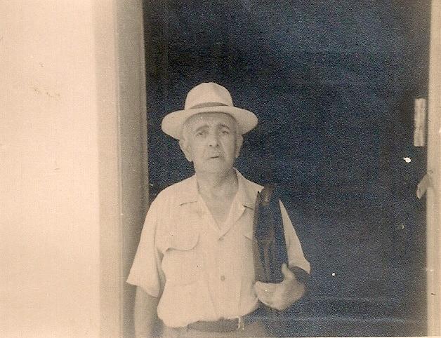 Αβραάμ Μπεναρόγια, [1957
