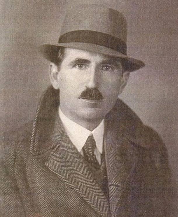 Γιώργος Κωνσταντινίδης ή Γλαύκος ή Γλαυκός ή Γιώργος Ασημίδης ή Παντελής Κωνσταντινίδης ή Ευσταθίου, 1931
