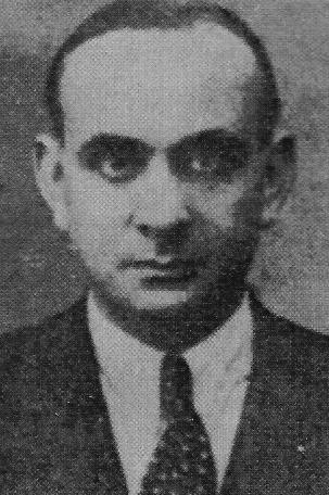 Δαβίδ Ρεκανάτι (Ιδρυτικό μέλος της Φεντερασιόν και της Σοσιαλιστικής Νεολαίας και συντάκτης της Solidaridad Ovradera)