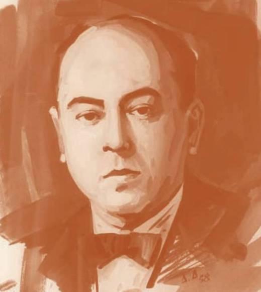 Κώστας Γκοβόστης 1904-1958: Προσωπογραφία [1958]