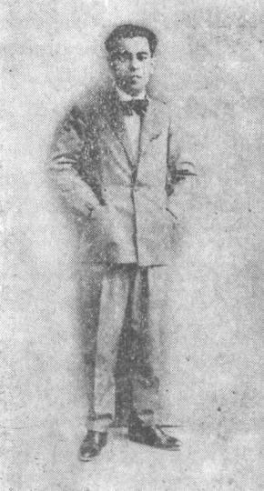Κώστας Γκοβόστης, δεκαετία του 1920