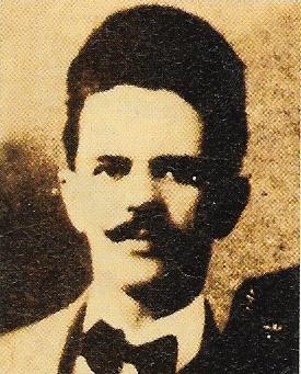 Κώστας Ζάχος (Δικηγόρος, σοσιαλιστής και εκδότης του Εργάτη Βόλου), δεκαετία του 1920