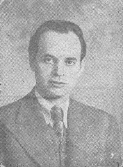 Μήτσος Γιωτόπουλος ή Βίττε( Witte), δεκαετία του 1930