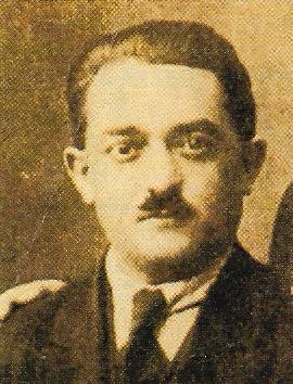 Παναγής Δημητράτος (Ιδρυτής της Σοσιαλιστικής Ενωσης Αθηνών)