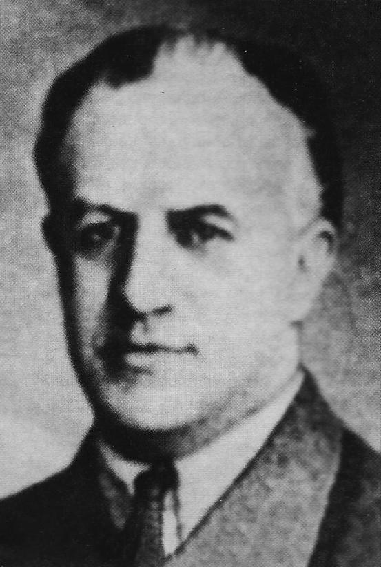 Ρόκκος Χοϊδάς (Σοσιαλιστής, στέλεχος του ελληνικού παραρτήματος της Ανατολικής Δημοκρατικής Ομοσπονδίας)