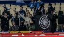 ΟΑΚΑ, 18/11/2018: Αγώνας Ελλάδα-Εσθονία: Ναζιστικοί χαιρετισμοί και ο 'Μαύρος Ηλιος' των SS στην εξέδρα (Η αυθεντική φωτογραφία σε πολύ μεγάλη ανάλυση)
